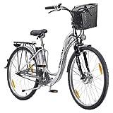 Designer Elektrofahrrad PROPHETE ALU REX E-Bike 26er (66cm) Pedelec Elektro Fahrrad 24 Volt 7-Gang Nabenschaltung, 2 Jahre Heim-Service Picture