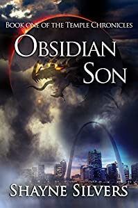 Obsidian Son by Shayne Silvers ebook deal
