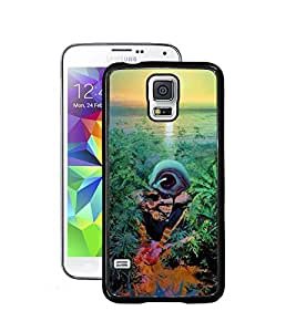 Aart Designer Luxurious Back Covers for Samsung S5 Mini + Digital LED Watches Unisex Silicone Rubber Touch Screen by Aart Store.