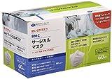 (PM2.5対応)BMC サージカルマスク レギュラーサイズ 60枚入