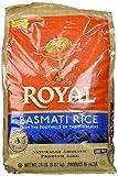 Royal Basmati Rice 20-Pound Bag