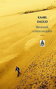 Meursault, contre-enquête par Daoud