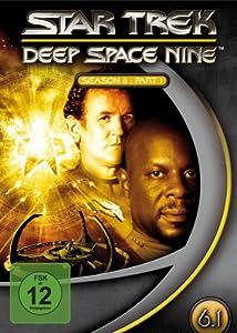 Star Trek - Deep Space Nine: Season 6 , Part 1 [3 DVDs]