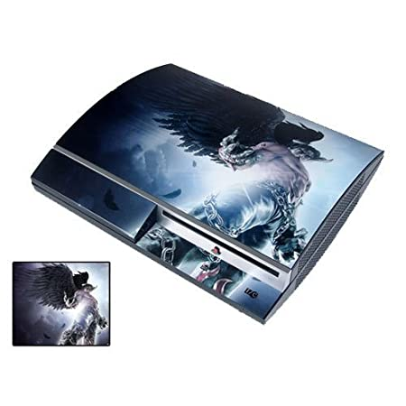 PS3 Playstation 3 Body Protector Skin Decal Sticker, Item No.PS30853-12