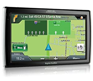 Magellan RoadMate 1700LM 7-Inch Portable GPS with Lifetime Maps $99