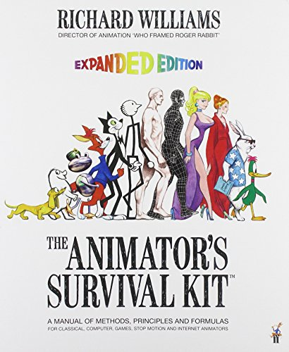 Animator's Survival Kit--Revised Edition : A Manual of Metho
