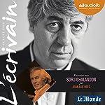 Entretien avec Sorj Chalandon (Collection L'écrivain) | Jean-Luc Hees,Sorj Chalandon