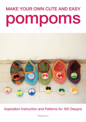 Make Your Own Cute and Easy Pompoms (Craft)