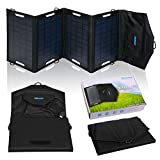 Renogy E-Flex 14 Watt Solar Panel Portal Solar Charger for iPhone, Ipad, Android and Any USB Compatible Devices