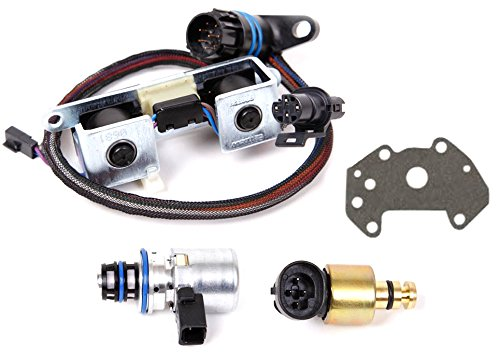 A500 A518 42RE 44RE 46RE Transmission Solenoid Kit 1996-1999 (42re Transmission compare prices)