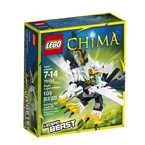 Lego Legends of Chima Eagle Beast Legend (70124) - 1