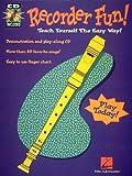 Recorder Fun! Teach Yourself the Easy Way!