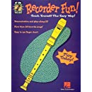 Recorder Fun! Teach Yourself the Easy Way!