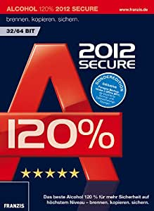 Alcohol 120% 2012 Secure