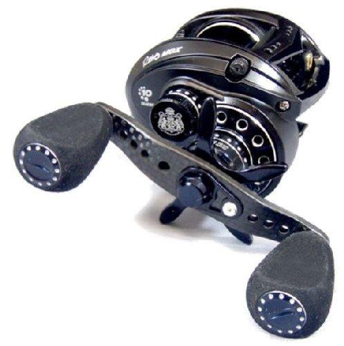 Abu Garcia Hi Speed Revo MGX Low Profile Baitcast Reel (12-Pound/115-Yard)