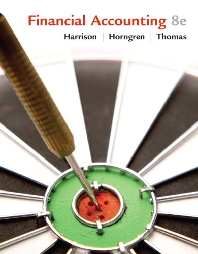 Financial Accounting (8th Edition)