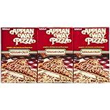 Appian Way Pizza, Plain, 12.5 oz, 3 pk