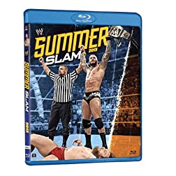 WWE: Summerslam 2013 [Blu-ray]