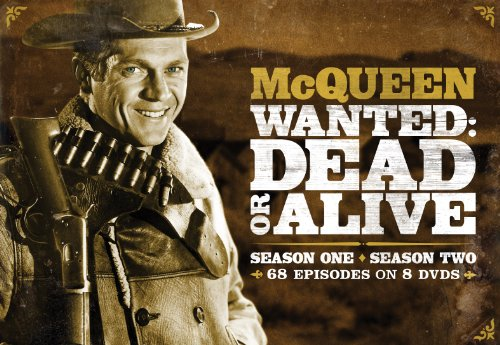 Wanted: Dead Or Alive: Season 1-2 [DVD] [Import]