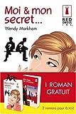 echange, troc Wendy Markham, Cathy Yardley - Lot de 2 romans dont 1 gratuit