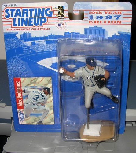 "STARTING LINEUP MLB ""ALEX RODRIGUEZ"" 1997 [Electronics] - 1"
