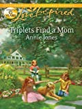 Triplets Find a Mom (Love Inspired)