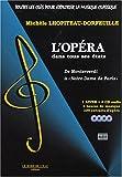 echange, troc Michèle Lhopiteau-Dorfeuille - L'opéra dans tous ses états : De Monteverdi à (4CD audio)