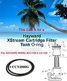 Hayward CCX1000G XStream Cartridge Filter Tank Body Oring