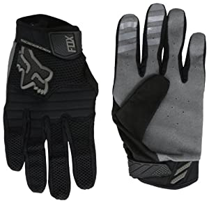 Fox Head Men's Sidewinder Glove, Black, Small