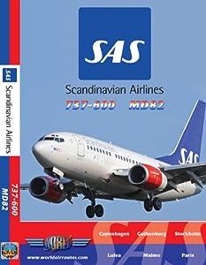 SAS Scandinavian Airlines Boeing 737-600 & Douglas MD82