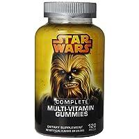 Star Wars Hero Complete Multi-Vitamin Gummies, 120 Count