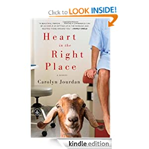 Heart In The Right Place - A Memoir Carolyn Jourdan