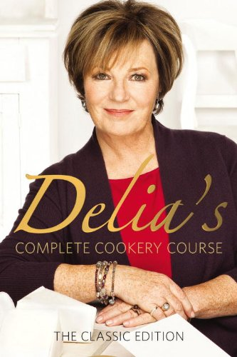 Delia's Complete Cookery Course (Vol 1-3) by Delia Smith