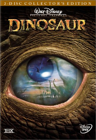 Dinosaur [DVD] [2000] [Region 1] [US Import] [NTSC]
