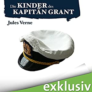 Die Kinder des Kapitän Grant Hörbuch
