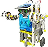 Solarbot 14 in 1 Solar Powered Educational Solar Robot Kit