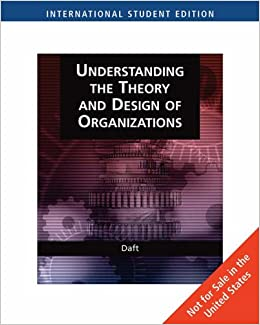 the understanding and concept of organizational Understanding the concept of strategic intent  organization for future competition by developing products, core competencies, systems and relationship that .