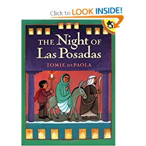 The Night of Las Posadas Tomie dePaola