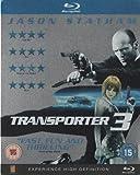 Transporter 3 Blu-ray SteelBook [UK IMPORT]