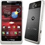 Motorola Droid RAZR M XT907 Verizon Wireless, 8GB, White