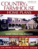 Country & Farmhouse Home Plans (Lowes) - 1580112218