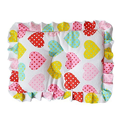 Eonkoo Soft Cotton Baby Newborn Infant Toddler Sleeping Support Pillow Prevent Flat Head Flathead GIFT
