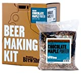 Brooklyn Brew Shop Beer Making Kit, Chocolate Maple Porter