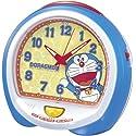 セイコークロック ドラえもん 目覚し時計 おしゃべり ベル音 切替式 CQ119L