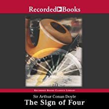 The Sign of Four Audiobook by Arthur Conan Doyle Narrated by Patrick Tull