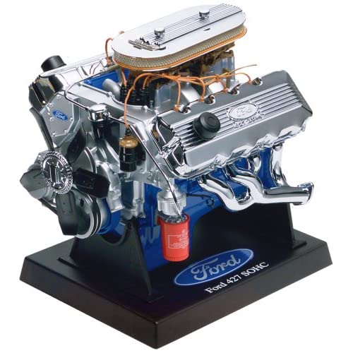 Amazon.com: Revell Metal Body Ford 427 SOHC Engine