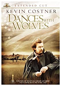 "Cover of ""Dances with Wolves"""