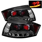 Spyder Auto Audi TT Black LED Tail Light