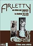 echange, troc Coffret Arletty 2 DVD : La Chaleur du sein / Un chien qui rapporte