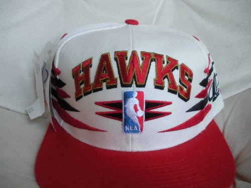 Atlanta Hawks Vintage Spike Hats by Logo Athletic